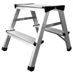 Stairs Strend Pro DD4, 2x4, max. 125 kg, ALU, double-sided