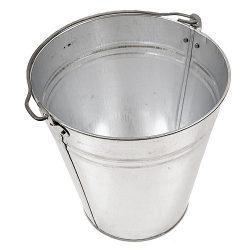 Vödör - horganyzott, 15 liter