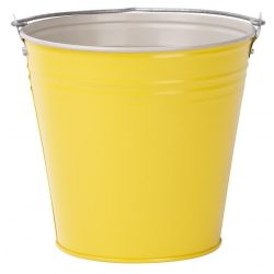 Bucket Aix Caldari 10 lit, yellow