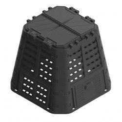 Composter ECO 420 lit, black