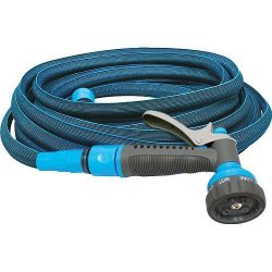 "Hose AQUACRAFT® 870030, 1/2 "", 15-30 m, flexible"
