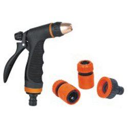 TS4026 pisztoly, 2 csatlakozó, 1 adapter