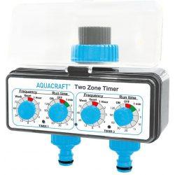 "AQUACRAFT® Timer 290160, 3/4 "", TwoZone, 2xAA"
