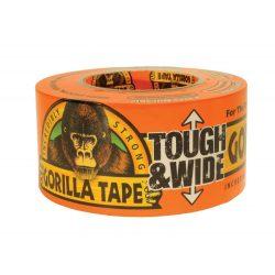 Tough & Wide 27m x 73mm fekete ragasztószalag (6db/karton)