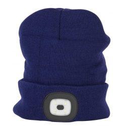 LED cap, blue, 4x SMD LED
