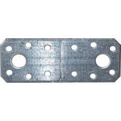 összekötő lemez 210 x 90 / 2,5 mm E horganyzott