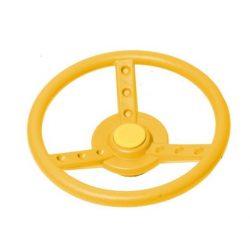 Kormánykerék - sárga