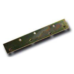 Toldólemez MA0334 csatlakozó, 200x040 / 2,0 mm, Zn