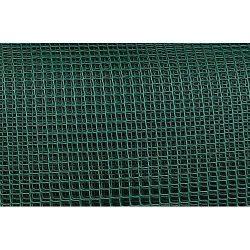Szövet Alpinet 100cm, L-25m, 10 mm zemes, műanyag, zöld
