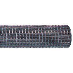 Négyszögletes háló horganyzott / magasság: 1500mm szem méret: 10mm drót átmérő: 0,80mm csomagolás: 2