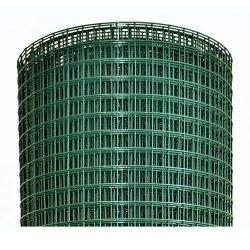 Szövet 4 - szögletes hegesztett PVC 10/0,8 mm, 0500 mm, L-10 m, kerti