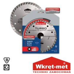 gyémántkorong 125 turbo Wkret-met Medium