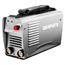 HEGESZTŐGÉP GRAPHITE 56H813 INVERTERES I6GBT 230V, 200A