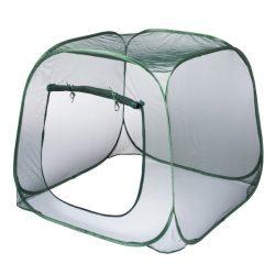 Melegház 100cmx100cm poliester háló sűrűség:55g/m2