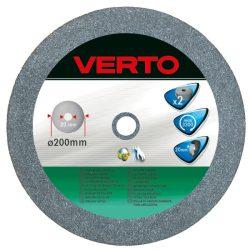 KÖSZÖRŰKORONG VERTO  61H607 200x20x12,7mm / 2DB