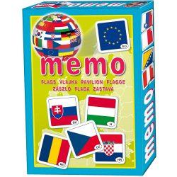 Memo, dominó: Zászlók