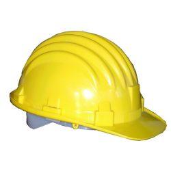 védősisak sárga
