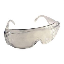 védőszemüveg UNIVERSE fehér