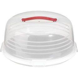 Box Curver® 00416-128-00, on cake, Vintage, 347x347x156 mm