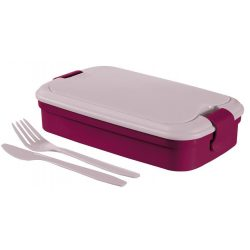 Box Curver® Lunch & Go 1.3L, violet