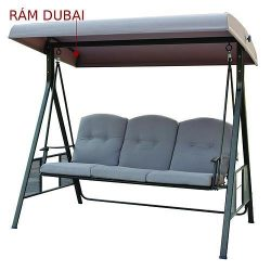Ráma DUBAI, tetőre, TL