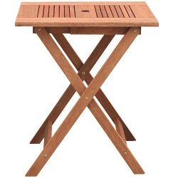 Borren fa asztal, 45 x 60 x 72 cm