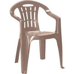 Curver® MALLORCA chair, cappuccino