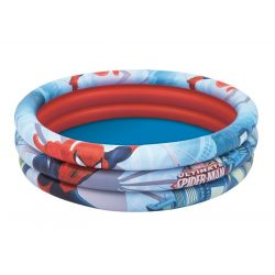 Swimming pool Bestway® 98018, Spider-Man, 122x30 cm, inflatable, children