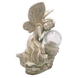 Lamp solar fairy, 15x12x22 cm, 1 LED, AA