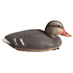 Mallard, female, 38x18x17cm, plastic