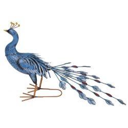Decoration Mecco 8106, Peacock, 46 cm