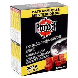 Rágcsálóirtó blokk paraffinos 12 x 25 g protect