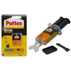 univerzális kétkomponensű epoxi ragasztó Pattex Repair 2 x 3 ml