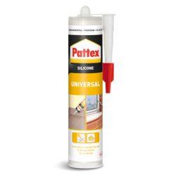 szilikon 280 ml univerzális színtelen PATTEX