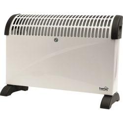 fűtőtest falra szerelhető termosztátos  750/1250/2000W