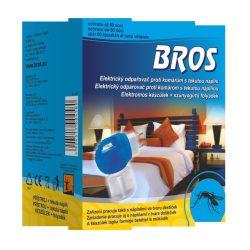 Bros szúnyogirtó elektromos készülék + folyadék