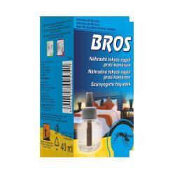 Bros szúnyogirtó utántöltő folyadék elektromos készülékhez - 40 ml