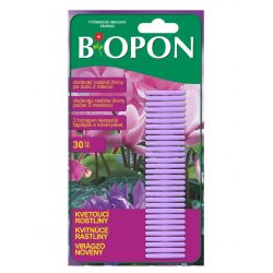 Biopon táprúd virágzó növény 30db/bliszter
