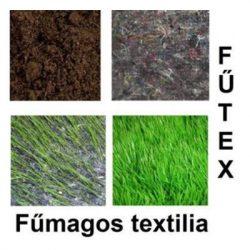 Fűmagos geotextília (fűtex) 2,1 X 50m, 280g/m2