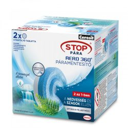 """Ceresit Stop Pára utántöltő tabletta - """"Frissítő vízesés"""" - 2 x 450 g"""