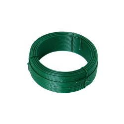 Extra erős PVC bevonatú kötöződrót 50m