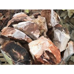 Lila sziklakerti kő