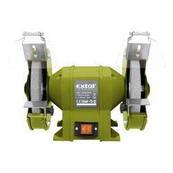 Kettős köszörűgép 350w, száraz, 200×16×20mm; 2950 ford/perc, p36, p80, 11kg