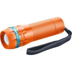 Led lámpa, cree xpe, 60lm, 1 funkció; (teljes fényerő), műanyag ház, elem nélkül