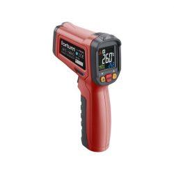 Infravörös, digitális hőmérő, -40°c~ +800°c, lcd kijelző, nem testhőmérő