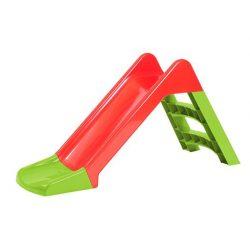 Starplast Mini csúszda piros/zöld
