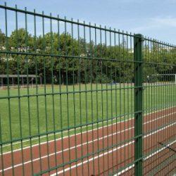 2D táblás kerítés 6-5-6 mm, zöld - többféle méretben