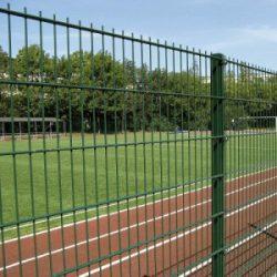 2D táblás kerítés 8-6-8 mm, zöld - többféle méretben