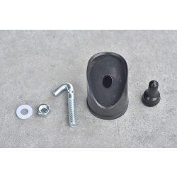 Műanyag körtámaszoszlop kupakhoz csavarok (FEM300)