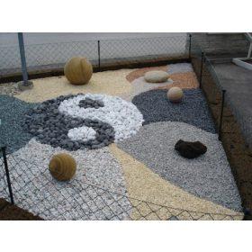 Díszkavics, zúzalék, sziklakerti kő